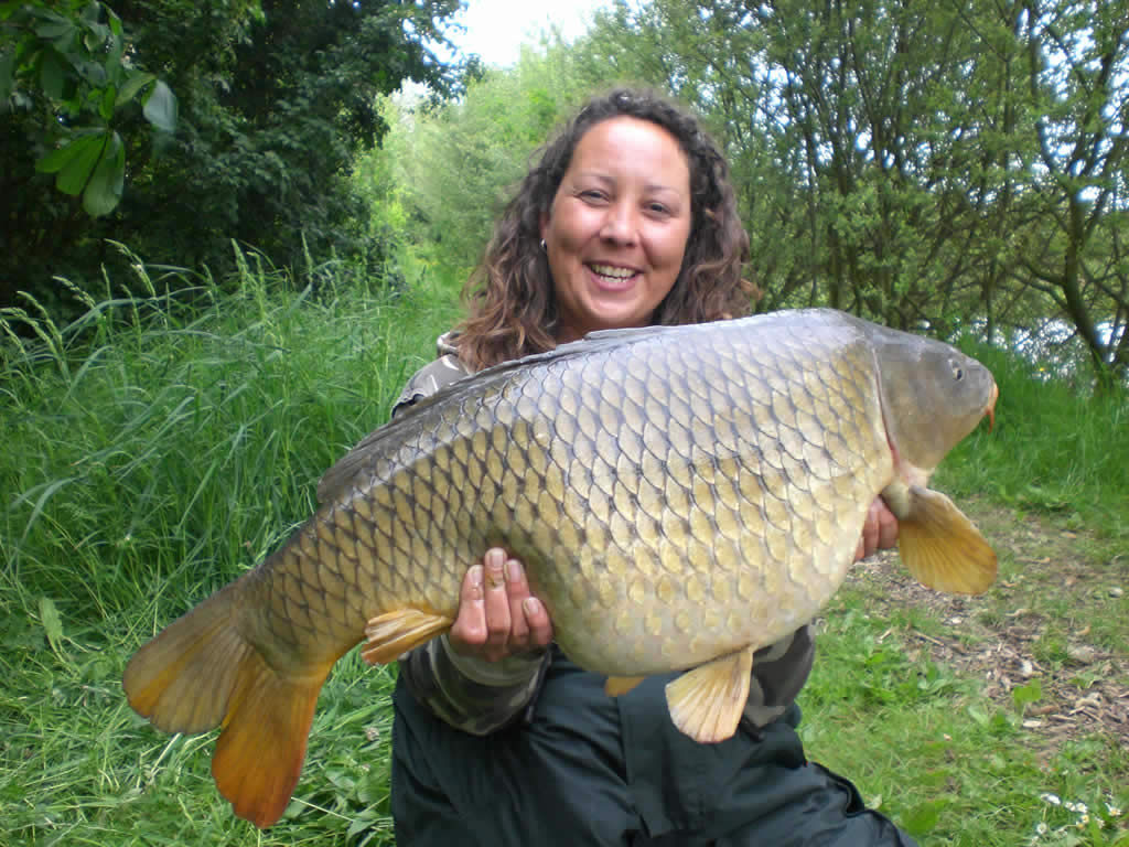 Home par fishery for Fishing for carp